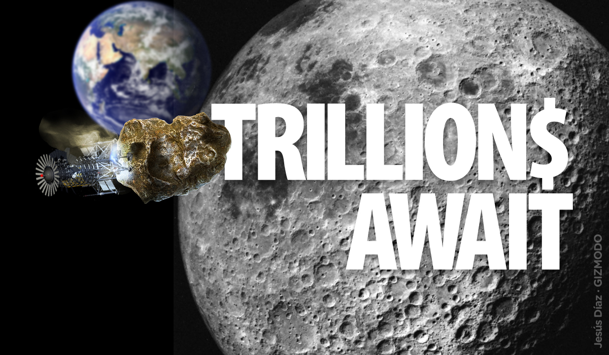 Congressional Act Proposed to Protect Asteroid Mining ...