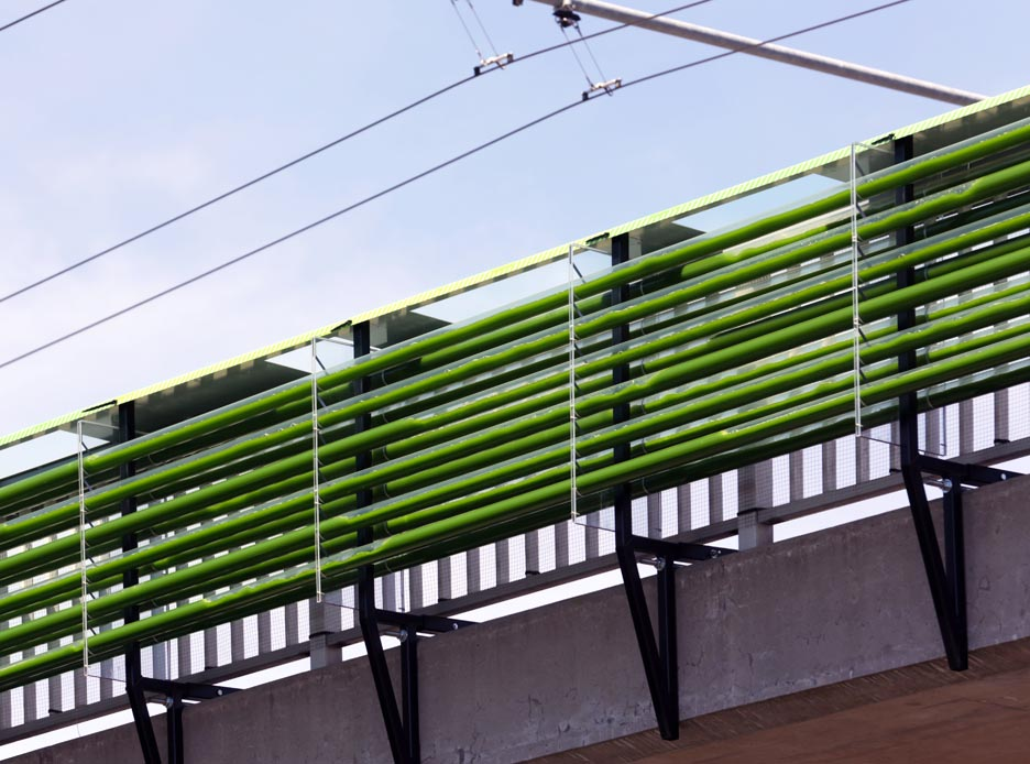 Novel Urban Fence Sequesters Carbon From Passing Traffic